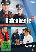 Cover-Bild zu Ströher, Astrid: Notruf Hafenkante