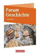 Cover-Bild zu Bäuml-Stosiek, Dagmar: Forum Geschichte - Neue Ausgabe, Gymnasium Bayern, 7. Jahrgangsstufe, Vom Mittelalter zum Absolutismus, Schülerbuch