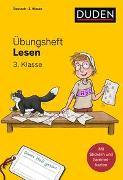 Cover-Bild zu Wimmer, Andrea: Übungsheft - Lesen 3. Klasse