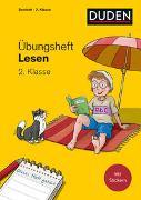 Cover-Bild zu Wimmer, Andrea: Übungsheft - Lesen 2.Klasse