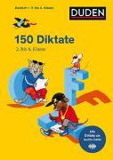 Cover-Bild zu Fahlbusch, Claudia: 150 Diktate 2. bis 4. Klasse