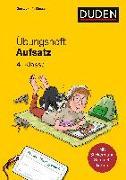 Cover-Bild zu Wimmer, Andrea: Übungsheft - Aufsatz 4. Klasse
