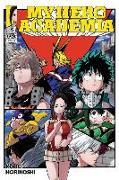 Cover-Bild zu Horikoshi, Kohei: My Hero Academia, Vol. 8