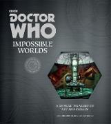 Cover-Bild zu Nicholas, Stephen: Doctor Who: Impossible Worlds (eBook)