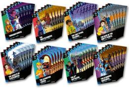 Cover-Bild zu Tucker, Mike: Project X Alien Adventures: Dark Red + Book Band, Oxford Levels 19-20: Dark Red + Book Band, Class Pack of 48