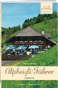 Cover-Bild zu Alpbeizli-Führer Emmental von Zürcher, Verena
