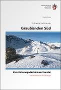 Cover-Bild zu Graubünden Süd Schneeschuhtouren-Führer von Coulin, David