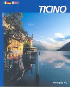 Cover-Bild zu Bildband Ticino Souvenir