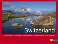 Cover-Bild zu Switzerland von Sonderegger, Christof (Fotogr.)