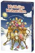 Cover-Bild zu Wichtelige Weihnachten von Rummenie, Anne