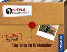 Cover-Bild zu Murder Mystery Case File - Der Tote im Weinkeller