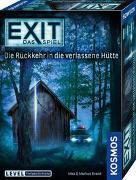 Cover-Bild zu EXIT - Das Spiel: Die Rückkehr in die verlassene Hütte