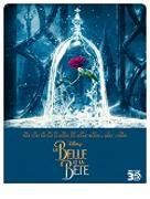Cover-Bild zu La Belle et la Bête - 3D+2D - Steelbook - LA - édition limitée von Condon, Bill (Reg.)