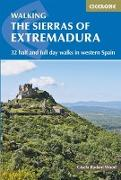 Cover-Bild zu Wood, Gisela Radant: The Sierras of Extremadura