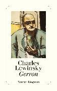 Cover-Bild zu Lewinsky, Charles: Gerron (eBook)