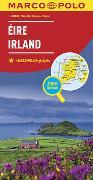 Cover-Bild zu MARCO POLO Länderkarte Irland 1:300 000. 1:300'000