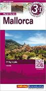 Cover-Bild zu Mallorca Flash Guide Strassenkarte 1:80 000. 1:80'000 von Hallwag Kümmerly+Frey AG (Hrsg.)