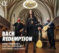 Cover-Bild zu Redemption - Arien aus Bach-Kantaten von Bach, Johann Sebastian (Komponist)