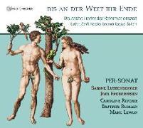 Cover-Bild zu Bis an der Welt ihr Ende von Ensemble Per-Sonat