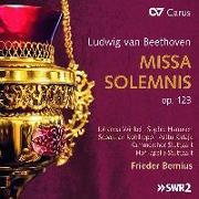 Cover-Bild zu Missa Solemnis Op. 123 von Beethoven, Ludwig van (Komponist)