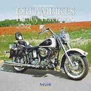 Cover-Bild zu Dreambikes 2022 von Müller-Brunke, Gerhard (Fotogr.)