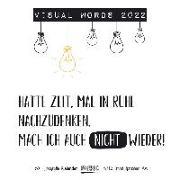Cover-Bild zu Visual Words 2022
