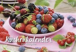 Cover-Bild zu Küchenkalender 2022