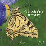 Cover-Bild zu Schmetterlinge 2022