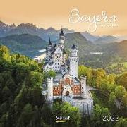 Cover-Bild zu Bayern 2022