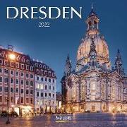 Cover-Bild zu Dresden 2022