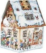 Cover-Bild zu Märchenhaus Adventskalender