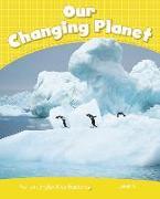 Cover-Bild zu Penguin Kids 6 Our Changing Planet Reader CLIL von Degnan-Veness, Coleen