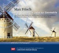 Cover-Bild zu Don Juan oder die Liebe zur Geometrie von Frisch, Max