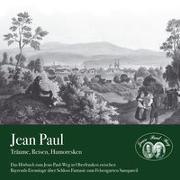 Cover-Bild zu Jean Paul - Träume, Reisen, Humoresken von Paul, Jean