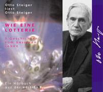 Cover-Bild zu Wie eine Lotterie von Steiger, Otto
