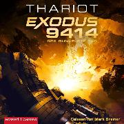 Cover-Bild zu eBook Exodus 9414 - Der dunkelste Tag