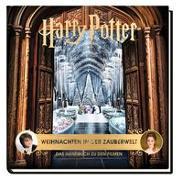 Cover-Bild zu Harry Potter: Weihnachten in der Zauberwelt - Das Handbuch zu den Filmen