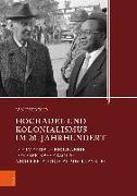 Cover-Bild zu Diebold, Jan: Hochadel und Kolonialismus im 20. Jahrhundert