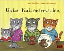 Cover-Bild zu Scheffler, Axel: Unter Katzenfreunden