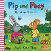 Cover-Bild zu Scheffler, Axel: Pip und Posy: Die kleine Schnecke