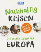 Cover-Bild zu Nachhaltig Reisen von Engelhardt, Dirk