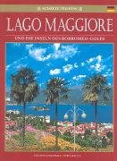 Cover-Bild zu Bildband Lago Maggiore dt.