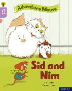 Cover-Bild zu Little, Tim: Oxford Reading Tree Word Sparks: Level 1+: Sid and Nim