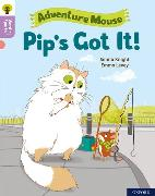 Cover-Bild zu Knight, Selma: Oxford Reading Tree Word Sparks: Level 1+: Pip's Got It!