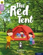 Cover-Bild zu Pimm, Janice: Oxford Reading Tree Word Sparks: Level 1+: The Red Tent