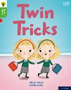 Cover-Bild zu Hawes, Alison: Oxford Reading Tree Word Sparks: Level 2: Twin Tricks