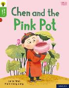 Cover-Bild zu Pimm, Janice: Oxford Reading Tree Word Sparks: Level 2: Chen and the Pink Pot
