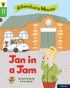 Cover-Bild zu Clements, James (Reihe Hrsg.): Oxford Reading Tree Word Sparks: Level 2: Jan in a Jam