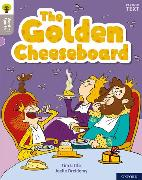 Cover-Bild zu Little, Tim: Oxford Reading Tree Word Sparks: Level 1: The Golden Cheeseboard