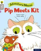 Cover-Bild zu Knight, Selma: Oxford Reading Tree Word Sparks: Level 1: Pip Meets Kit